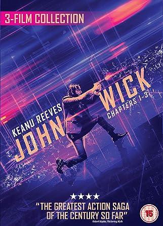 John Wick 1/2/3 Triple Boxset 3 Dvd Edizione: Regno Unito Italia: Amazon.es: Cine y Series TV