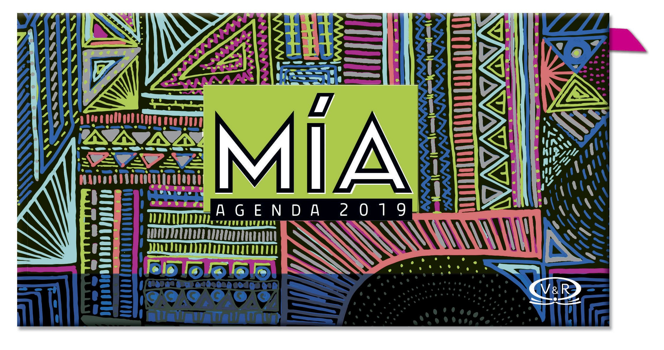 AGENDA MIA 2019: SIN AUTOR: 7798083705495: Amazon.com: Books