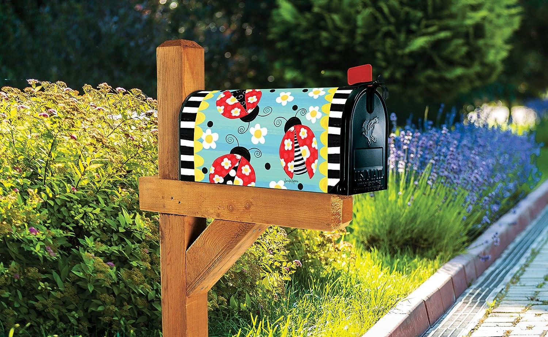 MailWraps Studio M Folk Ladybugs Decorative