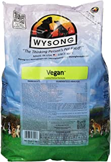 Amazoncom Wysong Pet Nutritional Products 858105 Vegan Food For
