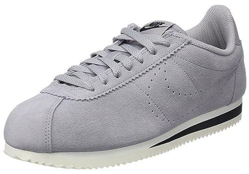 Nike Classic Cortez Suede, Zapatillas para Hombre: Amazon.es: Zapatos y complementos