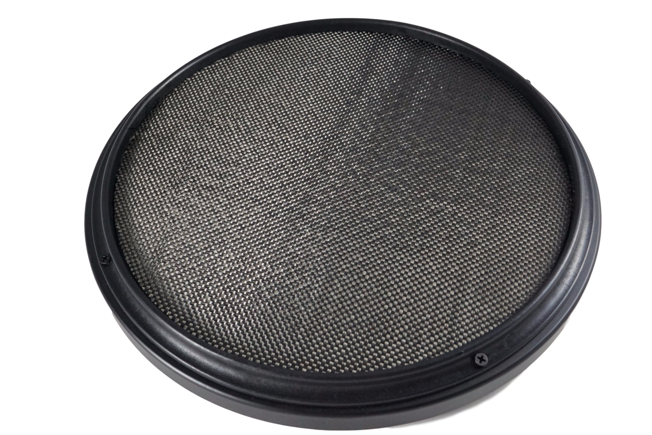 Movement Drum Co. 12-Inch Double Sided Practice Pad - For Drum Kit, Marching, and Concert Snare Drummers