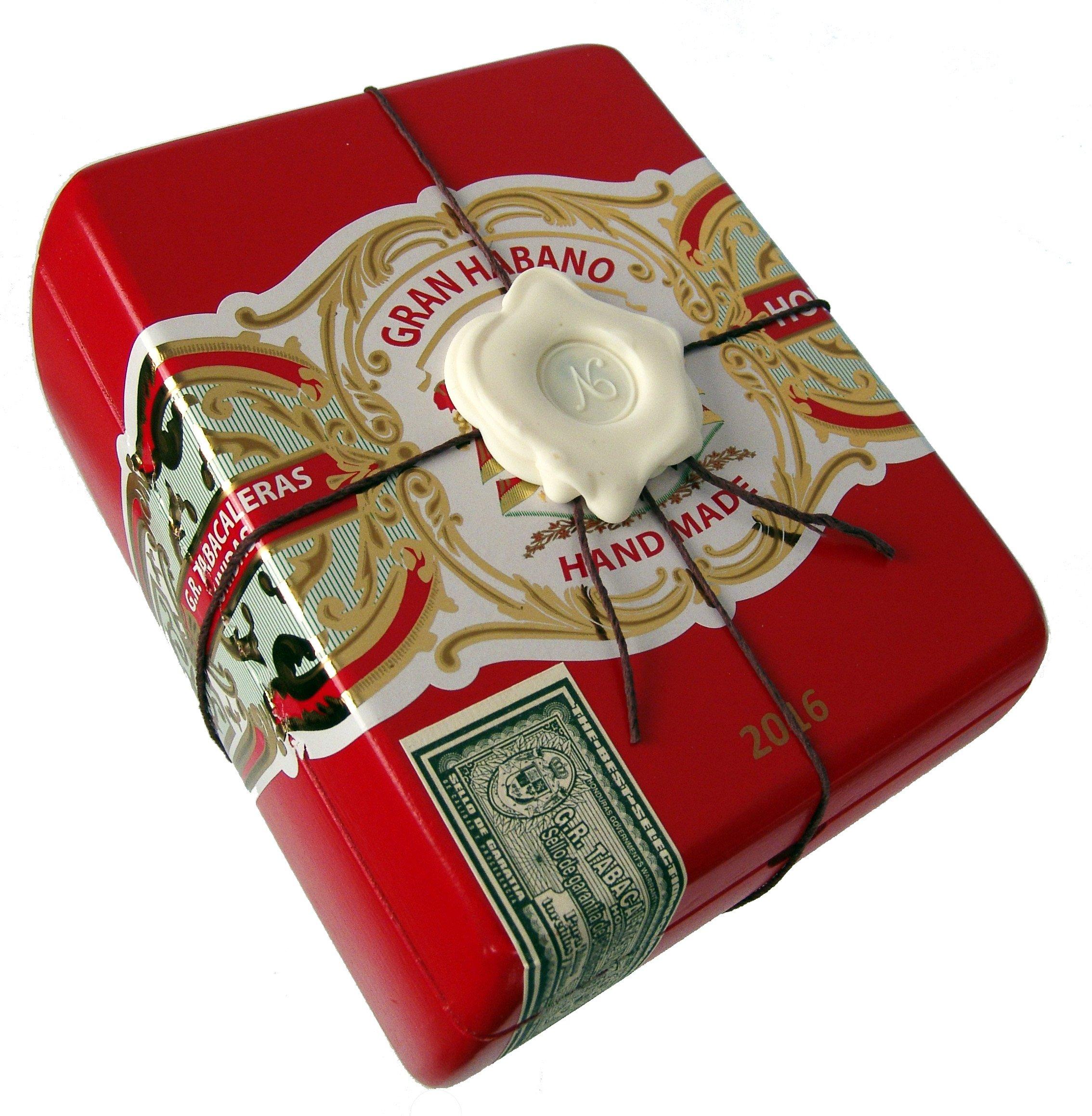 Nicholas Beard Works Men's Holiday Gift Set 2x2oz Premium Beard Oil Gift Box