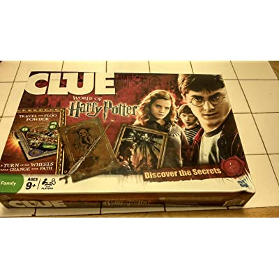 Clue - World Of Harry Potter: Toys & Games