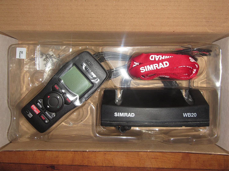 Simrad WR20 - Simnet - Cable de control para barcos, color negro: Amazon.es: Deportes y aire libre