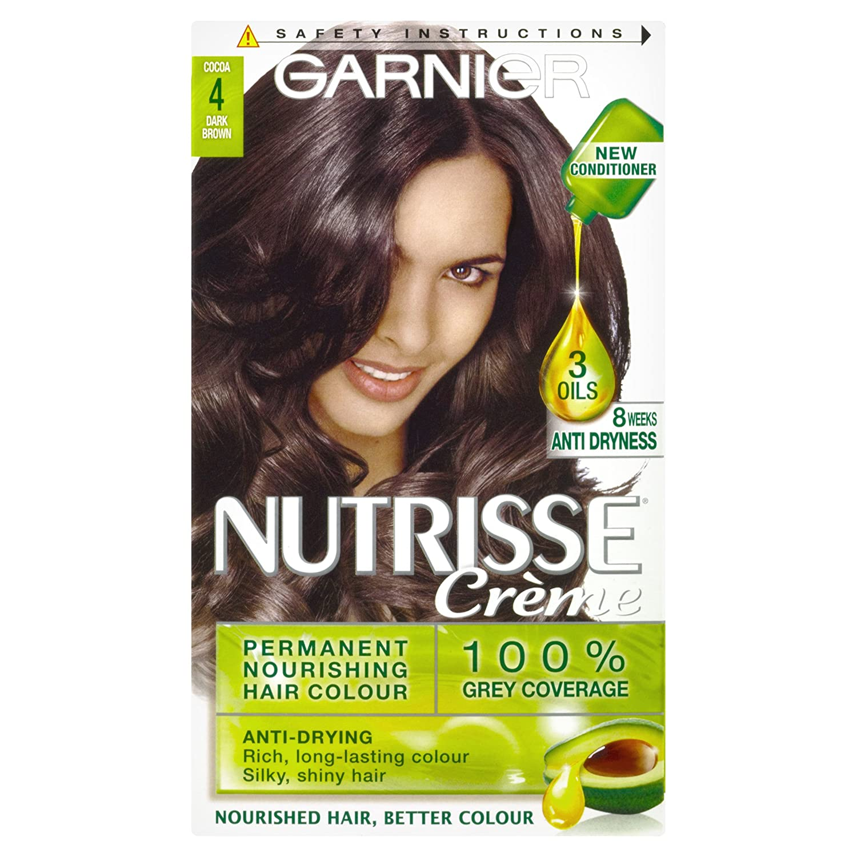 Garnier Nutrisse Hair Color Chart Ibovnathandedecker
