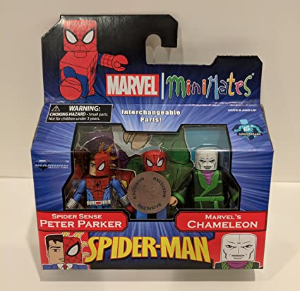 Marvel Minimates TRU Series 18 Absorbing Man Cheap Worldwide Shipping