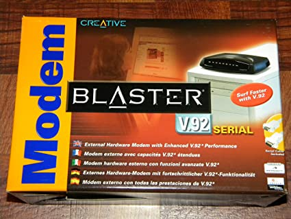 CREATIVE MODEM BLASTER V 92 WINDOWS 7 X64 DRIVER
