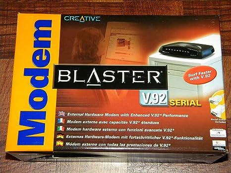 CREATIVE Modem Blaster 28.8 External Last
