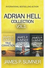 The Adrian Hell Series: Books 1-3 (Adrian Hell Collection) Kindle Edition