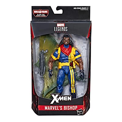 Marvel Legends Series 6-inch Bishop: Toys & Games