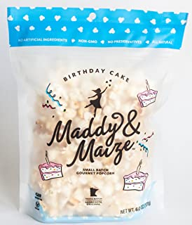 Maddy Maize Gourmet Popcorn