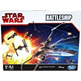 Hasbro Gaming Battleship Game: Star Wars Edition