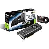 ASUS GeForce GTX 1080 TI 11GB Turbo Edition VR Ready 5K HD Gaming HDMI DisplayPort PC GDDR5X Graphics Card TURBO-GTX1080TI-11