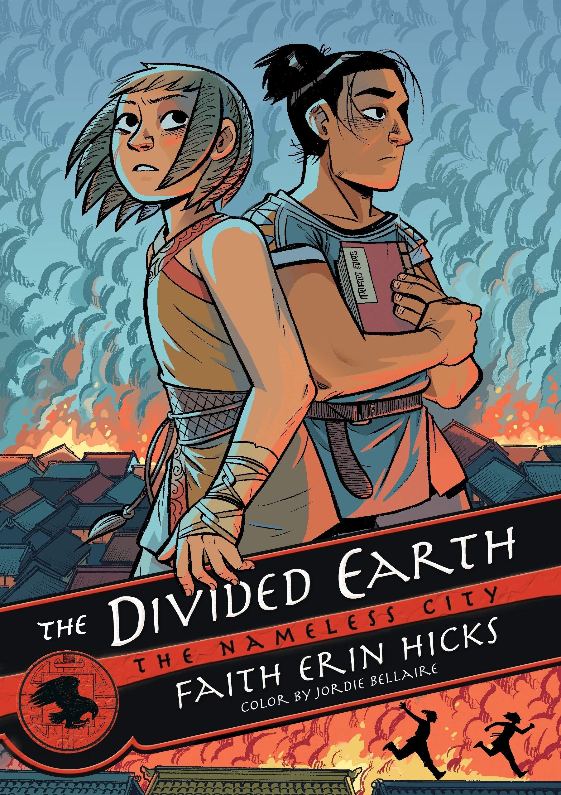 Amazon.com: The Nameless City: The Divided Earth (9781626721616): Hicks,  Faith Erin: Books