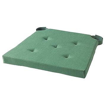 Zigzag Trading Ltd IKEA Justina - cojín Silla Verde: Amazon ...