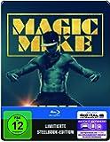 Magic Mike XXL Steelbook (exklusiv bei Amazon.de) [Blu-ray] [Limited Edition]