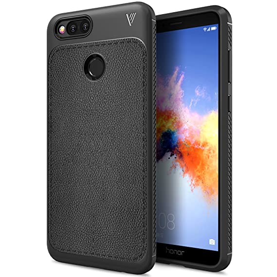 finest selection d5dbd af37b KuGi Huawei Mate Se Case, Huawei Honor 7X Case, Scratch Resistant & Anti  Slip Flexible Soft TPU Case for Huawei Mate Se/Huawei Honor 7X ...