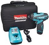 マキタ 充電式ドライバドリル 10.8V 本体付属バッテリー1個搭載モデル DF030DWSP