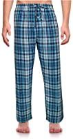 RK Classical Sleepwear Men's Woven Pajama Pants,