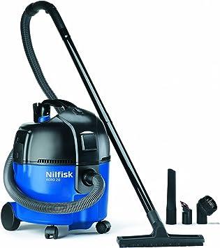 Nilfisk 302002320 Aero 20-11 - Aspirador para polvo y líquidos, color azul: Amazon.es: Bricolaje y herramientas
