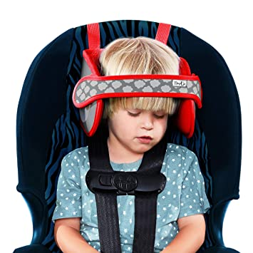 Car Vehicle Seat Kids Children Outdoor Travel Sleeping Head Support Pillow BG
