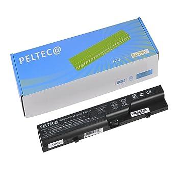 PELTEC@ - Batería de repuesto para portátil HP 420, 425, 4320t, 620