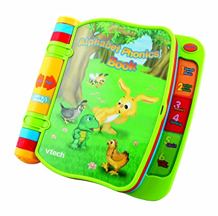 Amazon.com: Vtech letra libro: Toys & Games