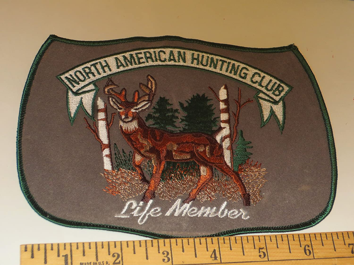 Details about  /North American Hunting Club Official Member Patch