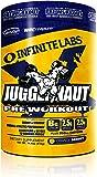Infinite Labs Juggernaut X Pre Workout Supplement with Citrulline + Creatine + Beta Alanine (Orange Sorbet)