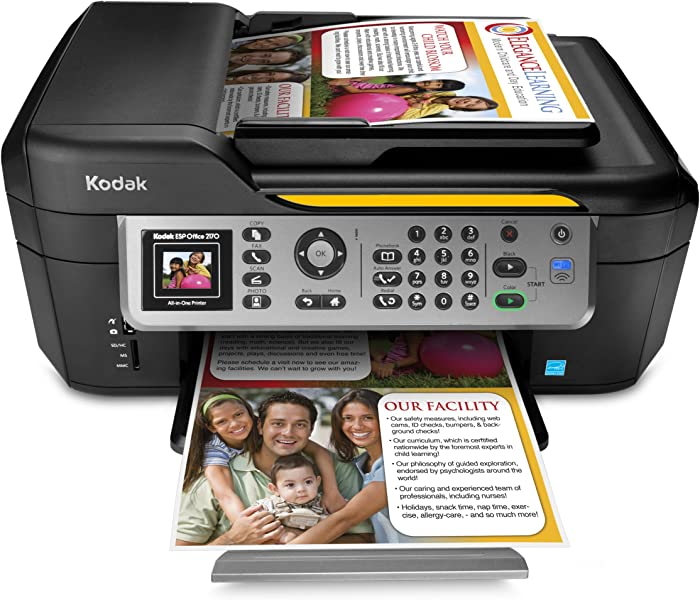 Top 8 Kodak Esp Office 2170 Printer