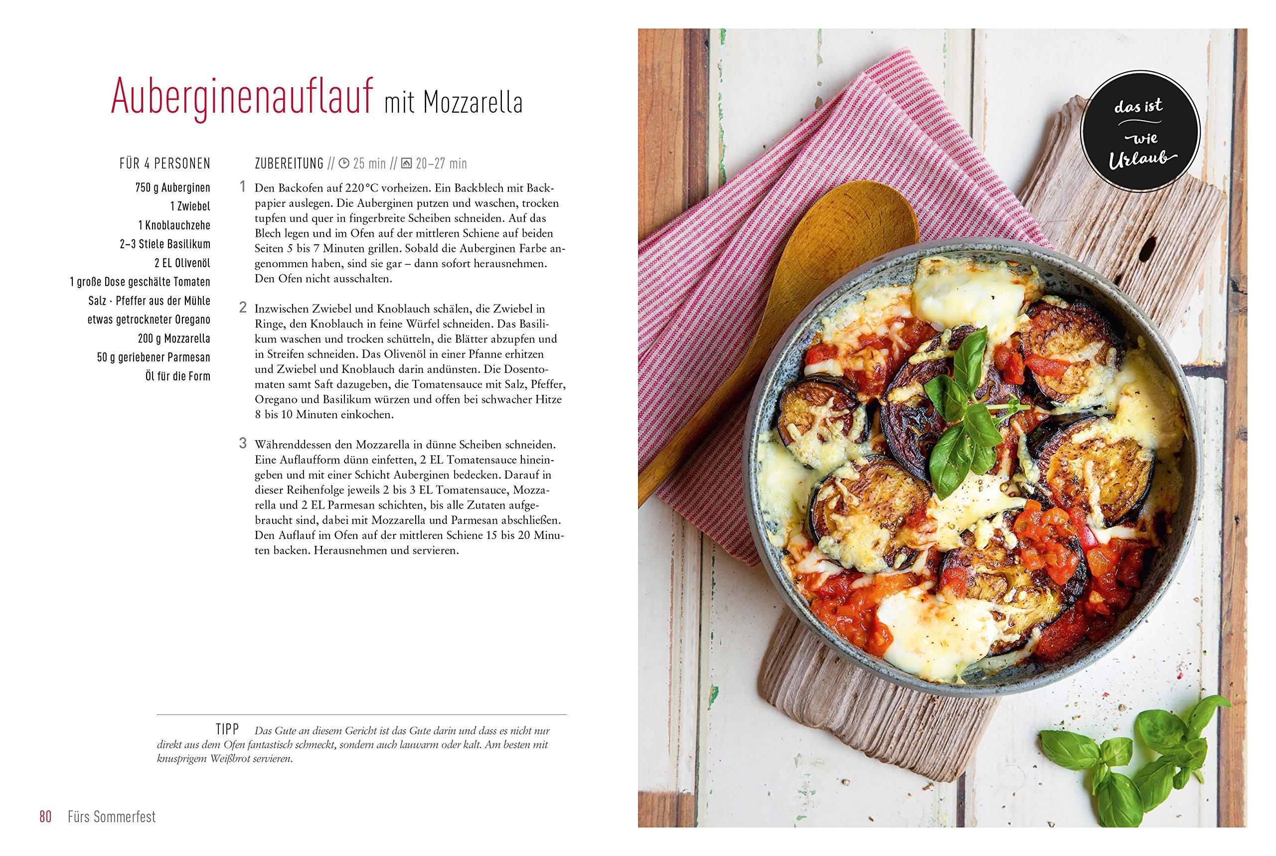 Sommerküche Kochen Und Genießen : Schnelle rezepte für den sommer freundin