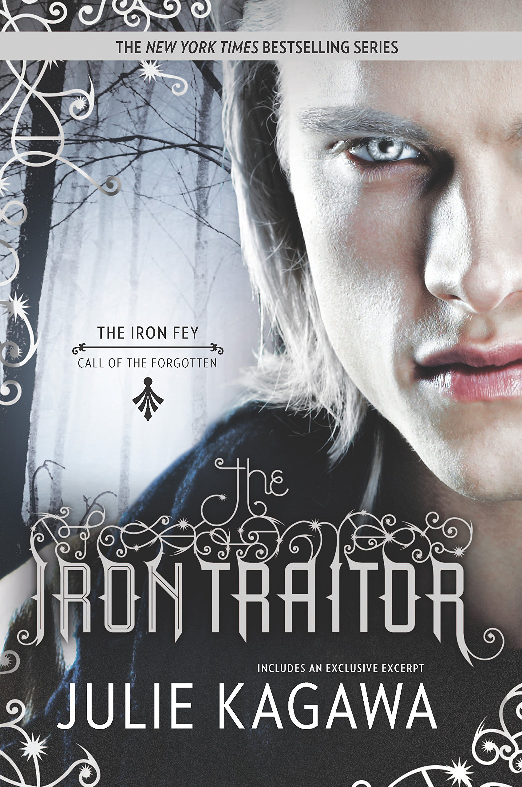 The Iron Traitor (The Iron Fey: Call of the Forgotten)