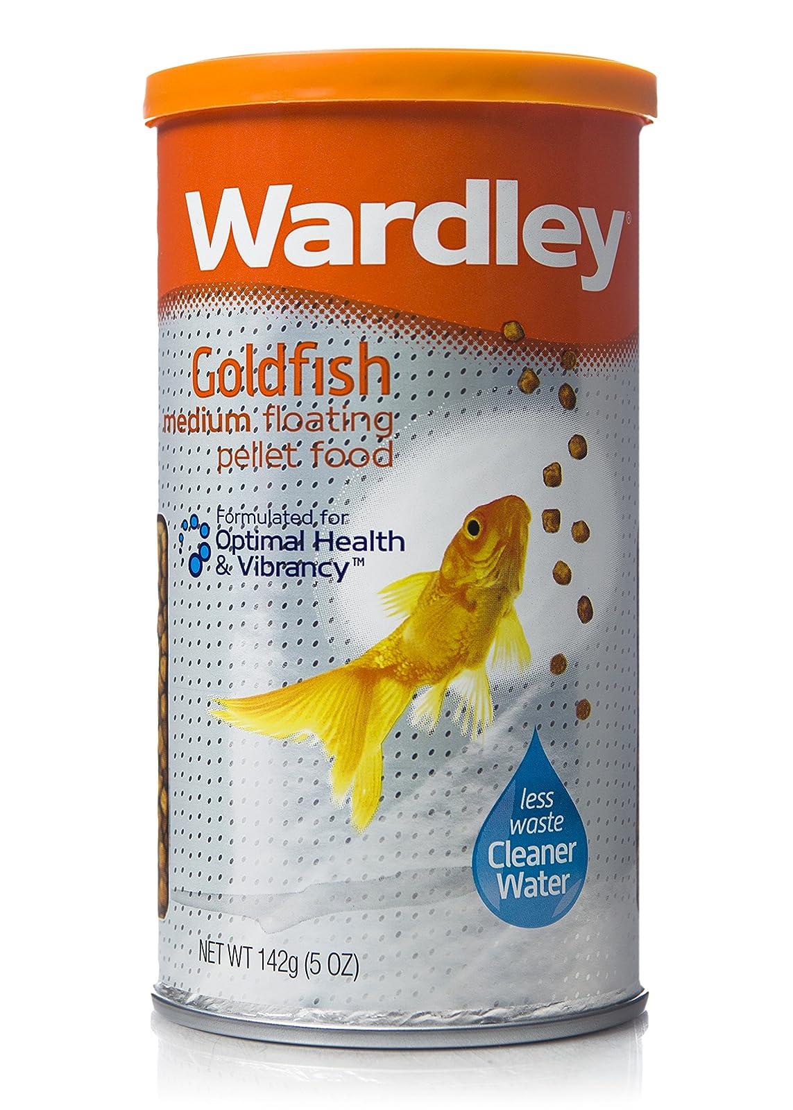 Hartz Wardley Goldfish Medium Floating Pellets 142- 4332400606 - 1