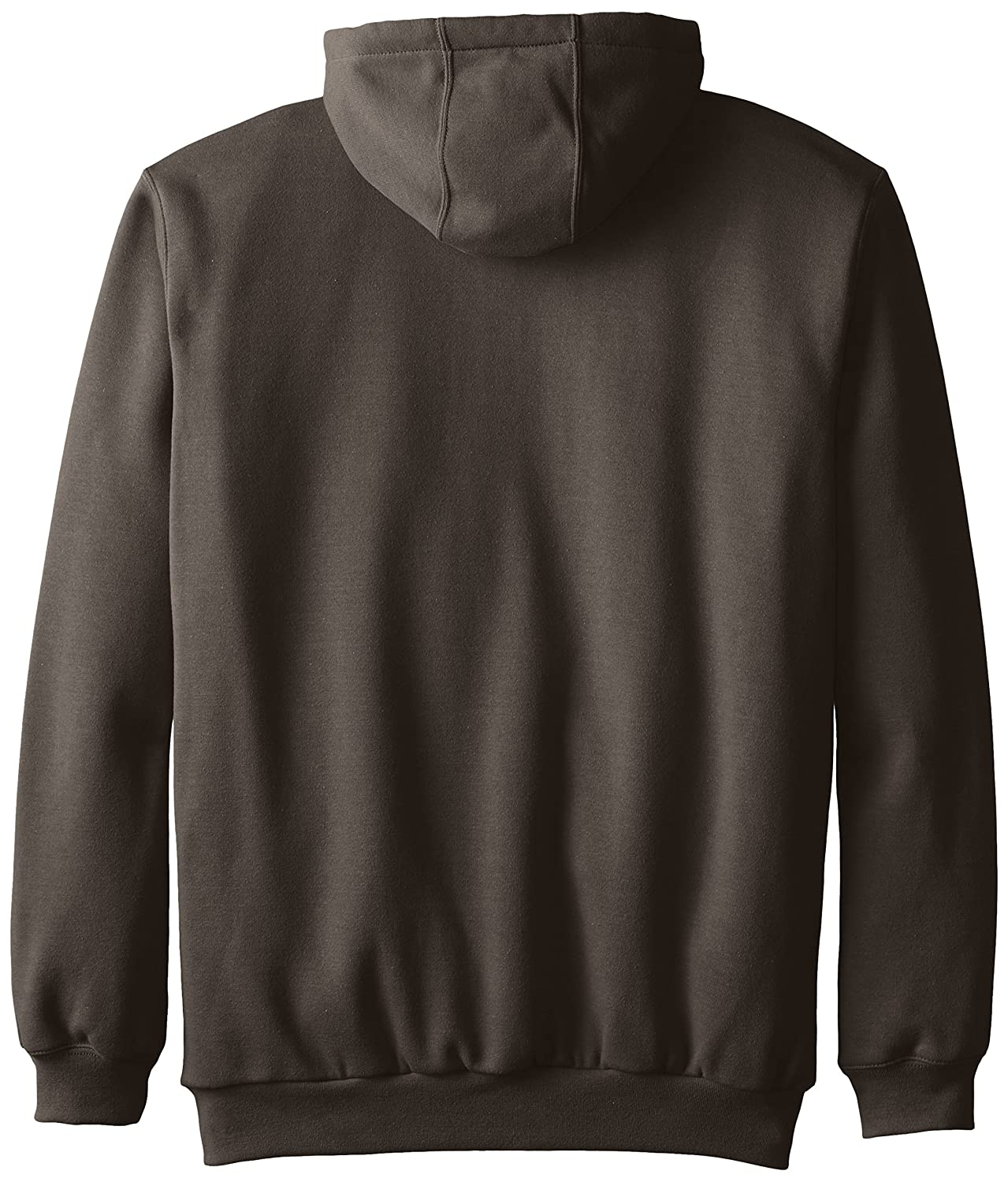 Carhartt Mens Big /& Tall Rutland Thermal Lined Zip Front Sweatshirt Hoodie