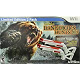 Cabelas Dangerous Hunts 2013 with Double Gun | Nintendo Wii