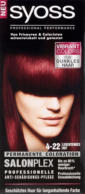 Rote haarfarbe fur einen tag