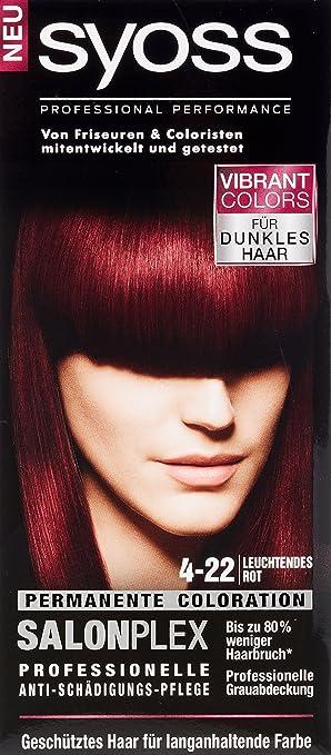 Haarfarbe rot neu