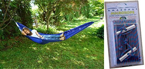 Medium image of byer of maine model a103024 traveller hammock w hanging set