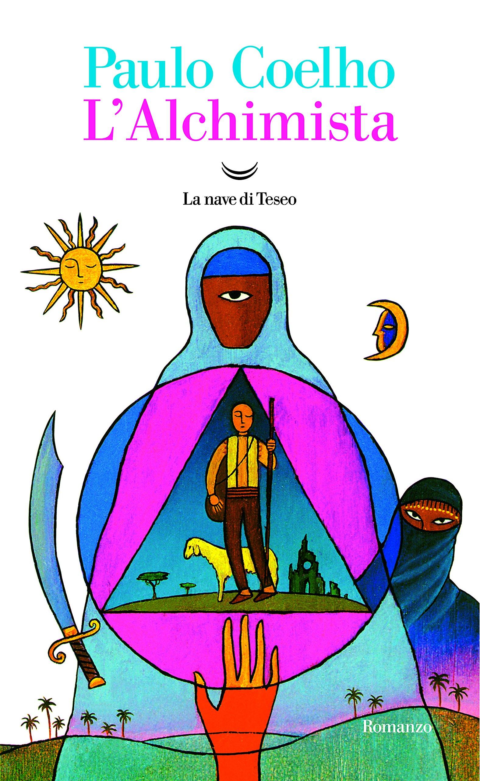 Amazon.it: L'alchimista - Coelho, Paulo, Desti, Rita - Libri