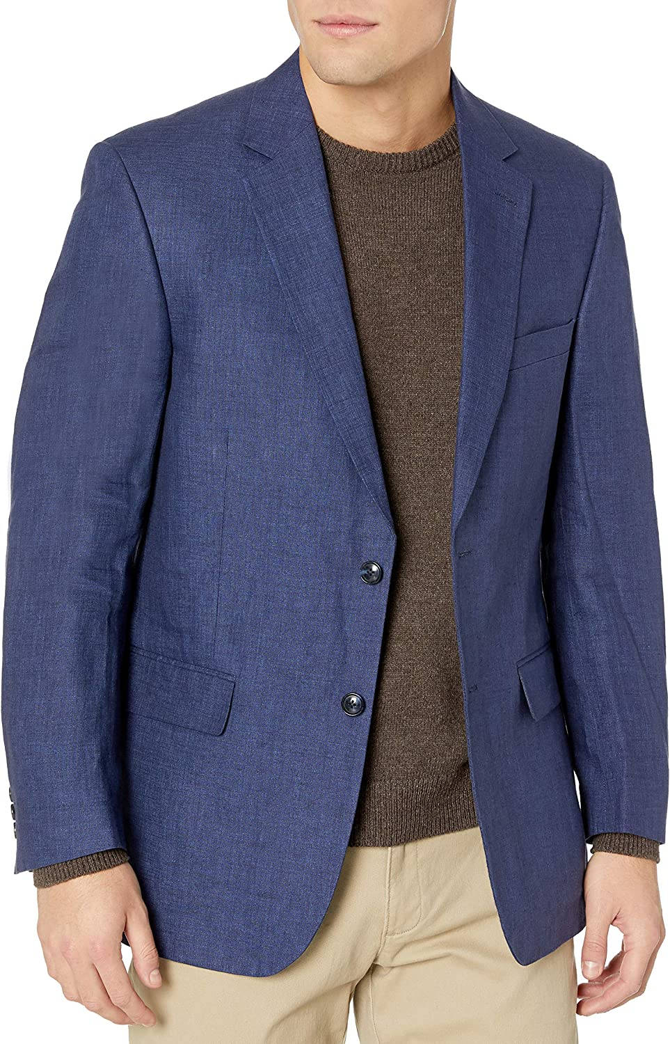 Palm Beach Men's Bradley Linen Sportcoat