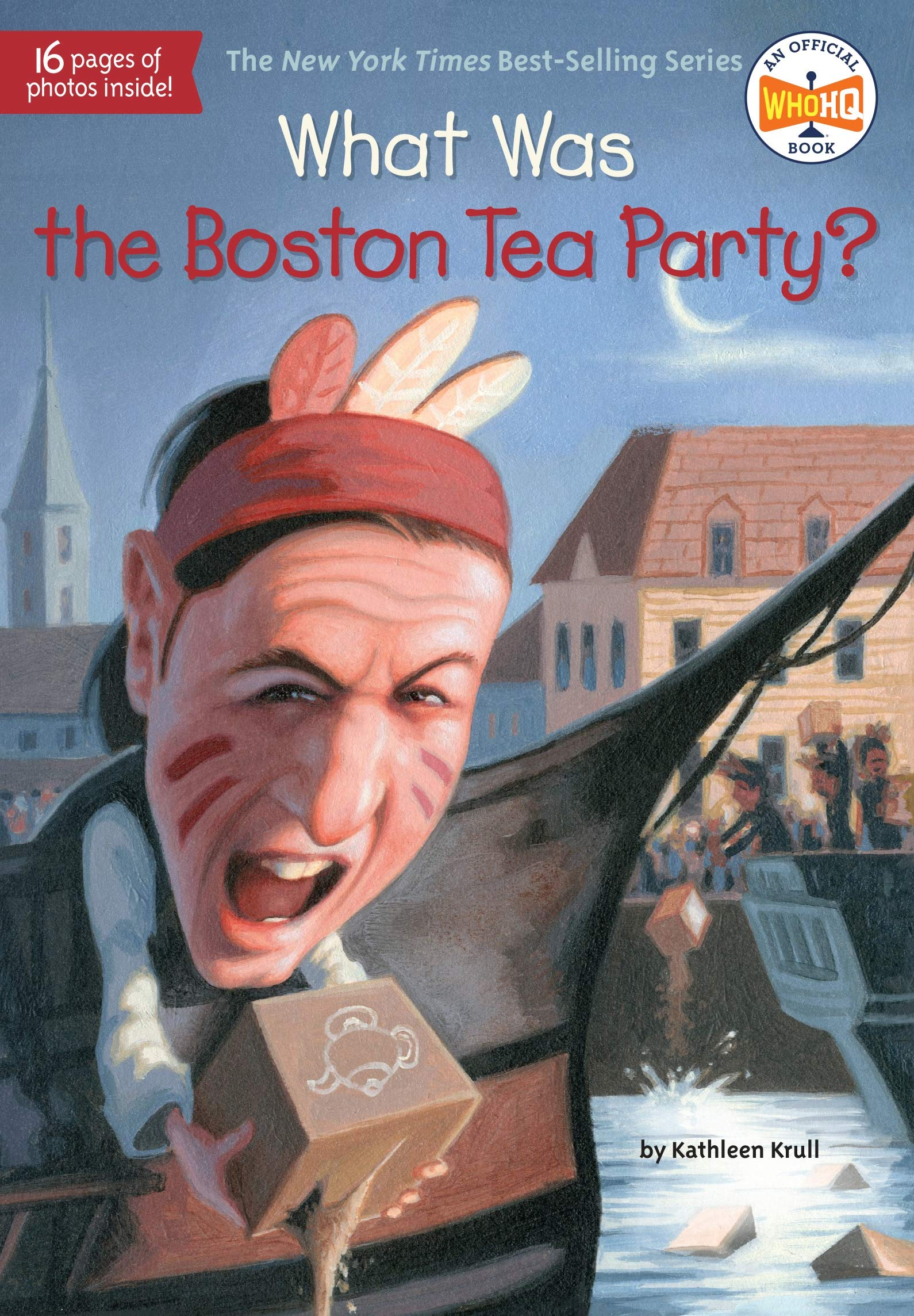 what was the date of the boston tea party