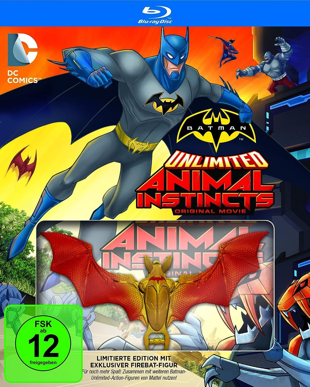 Batman Unlimited - Animal Instinct Alemania Blu-ray: Amazon ...