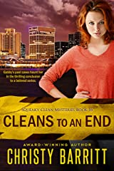 Cleans to an End (Squeaky Clean Mysteries Book 16) Kindle Edition