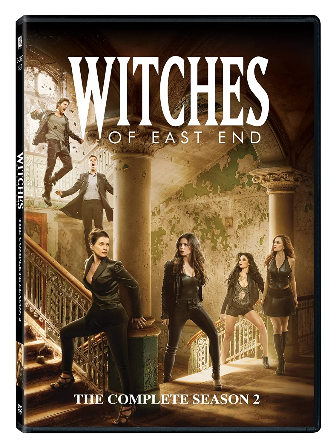 Amazon Com Witches Of East End The Complete Season 2 Turi Meyer Al Septien Shawn Williamson Melissa De La Cruz Maggie Friedman Julia Ormond Madchen Amick Jenna Dewan Tatum Rachel Boston Daniel Ditomasso