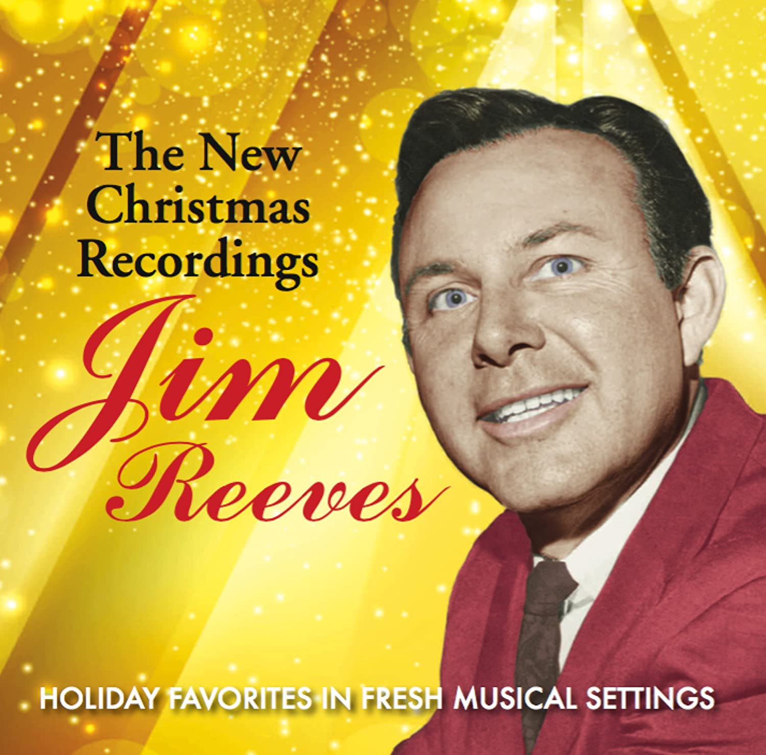 Jim Reeves - Jim Reeves: The New Christmas Recordings - Amazon.com Music
