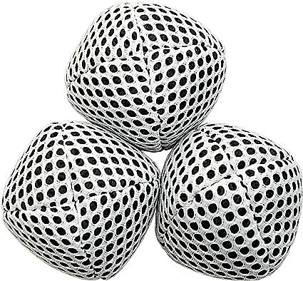 Speevers Xballs Juggling Balls Professional Set of 3 Fresh Design 10 Beautiful