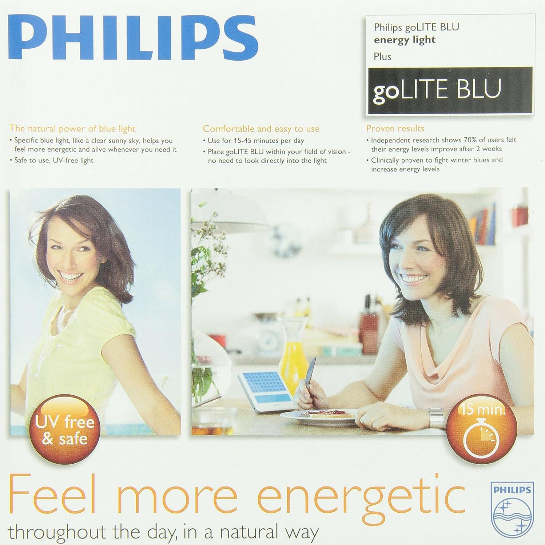Amazon.com: Philips goLITE BLU Light Therapy Device: Health u0026 Personal Care