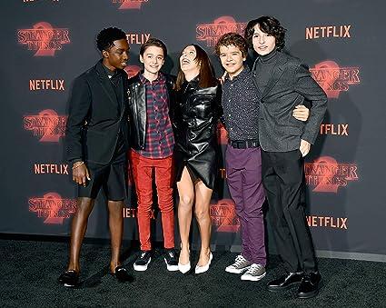 Amazon com: Stranger Things ( Season 2 Premier ) Main Cast