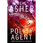 Polity Agent (Agent Cormac Book 4)